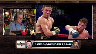 Download Dan Patrick Reacts to the Controversial Canelo vs Golovkin Draw | 9/18/17) Video