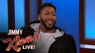 Download Anthony Davis Reveals Why He Got a Monkey Video