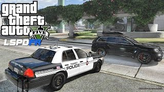 Download GTA 5 LSPDFR 0.3.1 - EPiSODE 301 - LET'S BE COPS - AIRPORT PATROL (GTA 5 PC POLICE MODS) Video