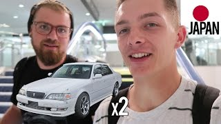Download Made it to Japan - Buying a SECOND car? Video