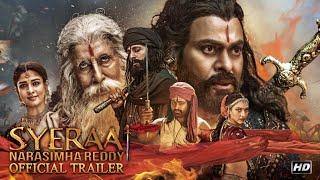 Download Sye Raa Trailer (Hindi)   Chiranjeevi   Amitabh Bachchan   Ram Charan   2nd Oct Video