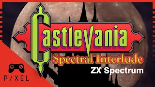 Download Castlevania: Spectral Interlude [2015, ZX Spectrum] Review | Ep. 39 Video