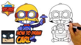 How To Draw Brawl Stars Mortis Step By Step Free Download Video