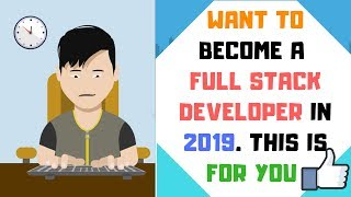 Download How to become a Full Stack Developer in Hindi & Get Full Stack Web Developer JOB in 2019 Video