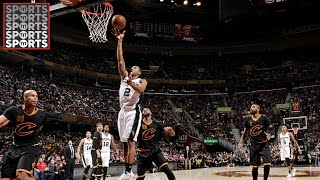 Download Kawhi Leonard Torched the Cavs Video