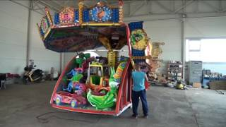 Download Children's Carousel - set up video Video