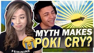 Download TSM MYTH MAKES POKI CRY? FORTNITE BATTLE ROYALE! Video