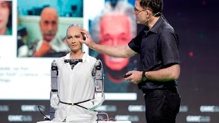 Download AI is 'very smart' but still in its 'infant' stage: Hanson Robotics | The Edge Video