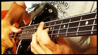 Download Crazy Fast Slap Bass solo Video