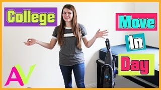 Download MY COLLEGE MOVE iN DAY / Aud Vlogs Video