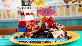 Download LEGOLAND Beach Retreat Top 5: Sandy's Castle Restaurant Video