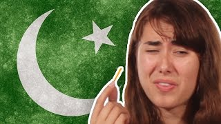 Download Americans Try Pakistani Snacks For The First Time Video