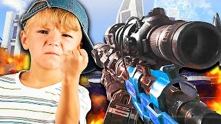 Download WORST TRASH TALKING KID OF ALL TIME! (Call of Duty 1v1 Trolling) Video
