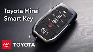 Download The Toyota Mirai l Smart Key | Toyota Video