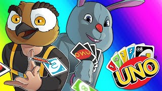 Download Uno Funny Moments - Team Games and AL DUSTY Wrecks Us! Video