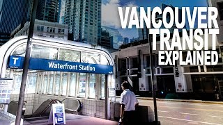 Download Vancouver Transit System Explained | Guide To Vancouver Video