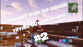 Download I Tried Out For 5 More Clans and They All ACCEPTED Me - #2 -Fortnite Battle Royale Video
