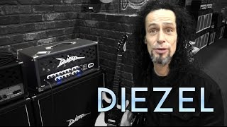 Download Diezel ″Paul″ - their new ″vintage″ voiced amp! Video