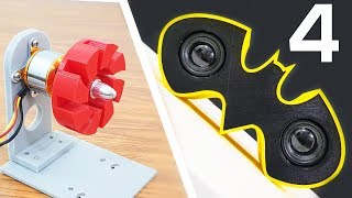 Download 4 INCREDIBLE 3D Printed Things - My Designs Compilation Life Hacks Video