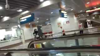 Download Promenade MRT Station, Singapore Video
