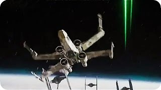 Download STAR WARS: ROGUE ONE Trailer China (2016) New Footage Video