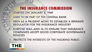 Download What is the role of the Insurance Commission? Video