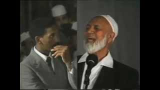 Download Was Jesus GOD? A 2 1/2 hours of lecture and QA session with Sheikh Ahmed Deedat Video