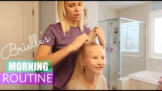 Download GET READY WITH ME! || Brielle's Back to School Morning Routine Video