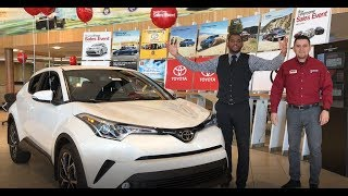Download How to Install Crossbars On a 2018 Toyota C-HR Video