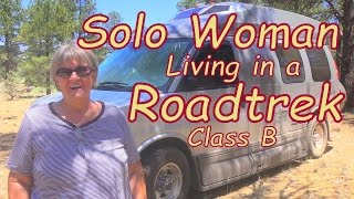 Download Living in a Roadtrek Class B Video