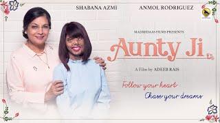 Download AUNTYJI || Shabana Azmi & Anmol Rodriguez || Hindi Short Film by Adeeb Rais || MADMIDAAS FILMS Video