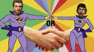 Download Fistbump vs Handshake Video