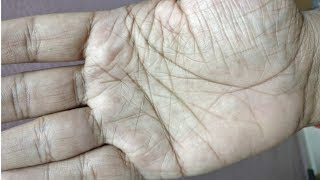 Download Very lucky male hand. बहुत भाग्यशाली.palmistry reading in hindi. Video