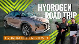 Download I Drove 900 Miles In A Hydrogen Car: Hyundai NEXO Review Video