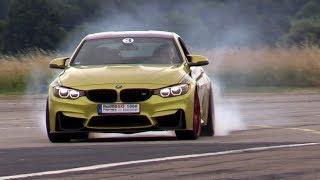 Download 570HP BMW M4 F82 w/ Akrapovic Exhaust - Drifts, Revs & Drag Racing! Video