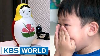 Download Seol-Sua are gone! Daebak bursts into tears! [The Return of Superman / 2017.07.23] Video