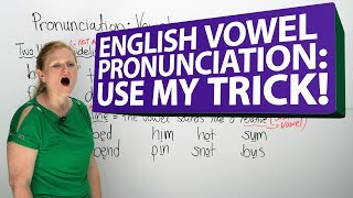 Download My secret English vowel pronunciation trick! Video
