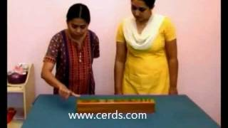 Download Montessori Activities -Sensorial - by CERDS Video