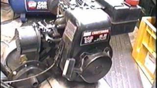 Download Carburetor Clean & Rebuild on 3.5 HP Tecumseh Engine Part 1 of 2 Video