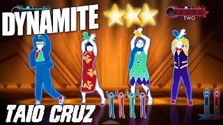 Download 🌟 Dynamite - Taio Cruz - Just dance 3 🌟 Video