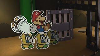 Download Mustard Cafe (Mini Star 1) - Paper Mario: Color Splash Walkthrough Video