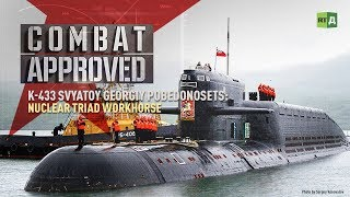 Download K-433 Svyatoy Georgiy Pobedonosets: Nuclear Triad Workhorse Video