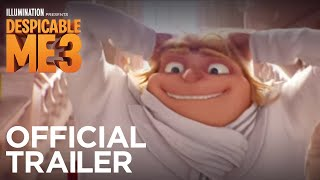 Download Despicable Me 3 - In Theaters June 30 - Official Trailer #2 (HD) Video
