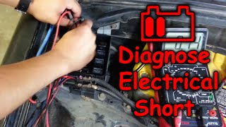 Download How to find Short Circuit in your car/truck Video