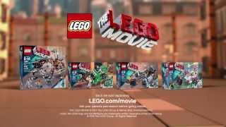 Download The LEGO Movie Sets Commercial #1 (70805 & 70806 & 70807) Video