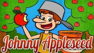 Download Johnny Appleseed | Folk Tale Time | A Cool School Folk Tale Video
