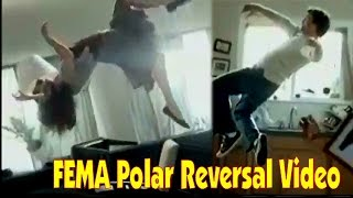 Download FEMA PSA SHOWS Polar Reversal! - Believe It Or Not!! Video