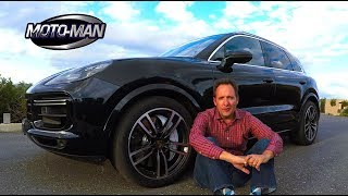 Download 2019 Porsche Cayenne Turbo – On & OFF ROAD - FIRST DRIVE REVIEW (3 of 3) Video