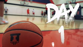 Download Illini Basketball Begins Practice Video