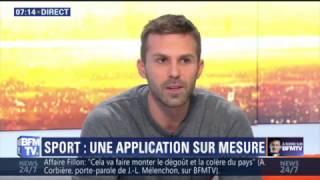 Download Freeletics : présentation sur BFMTV avec Alexandre, coach sportif PST Video
